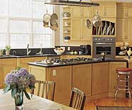 Home magazine for Canac kitchens kitchen cabinets