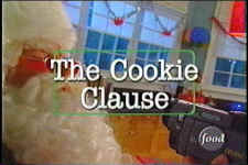 Good eats the cookie clause recipes